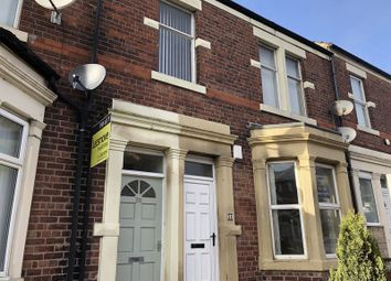 Thumbnail 3 bed flat to rent in Gallant Terrace, Wallsend