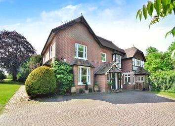 Thumbnail 4 bed link-detached house for sale in Lingfield, Surrey
