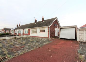 Thumbnail 2 bed bungalow for sale in Luton Road, Cleveleys