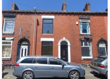 Thumbnail 2 bed terraced house for sale in Marion Street, Oldham