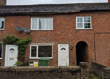Thumbnail 2 bedroom terraced house for sale in Park Street, Madeley