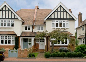 Thumbnail 4 bed semi-detached house for sale in Westville Road, Thames Ditton