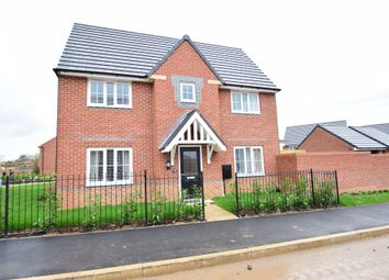 Thumbnail 3 bedroom detached house for sale in Jolly Crescent, Kirkham, Preston
