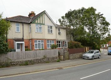 Thumbnail 1 bed flat to rent in Staplers Road, Newport
