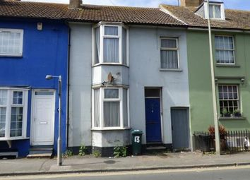 Thumbnail 4 bedroom terraced house for sale in South Road, Newhaven, East Sussex