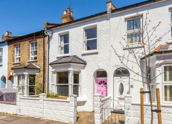 Thumbnail 4 bed terraced house for sale in Gayford Road, London
