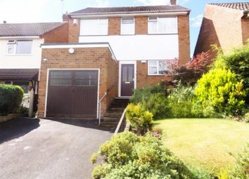 Thumbnail 3 bed detached house to rent in Lea Manor Drive, Penn, Wolverhampton