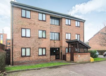 Thumbnail 2 bedroom flat for sale in Brunel Close, Coventry