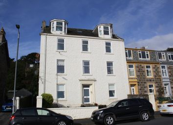 Thumbnail 3 bed flat for sale in 13 Argyle Place, Rothesay, Isle Of Bute