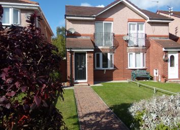 Thumbnail 2 bed semi-detached house for sale in Hedley Court, Blyth