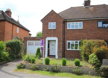 Thumbnail 3 bed semi-detached house to rent in Berkshire Road, Henley-On-Thames