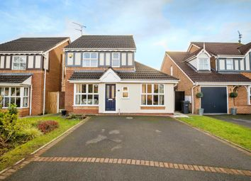 Thumbnail 3 bed detached house for sale in Staffin Avenue, Ellesmere Port