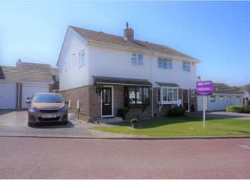 Thumbnail 3 bedroom semi-detached house for sale in Tapson Drive, Plymouth