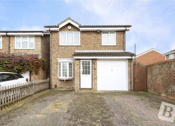 Thumbnail 3 bed detached house for sale in Peach Croft, Northfleet, Gravesend, Kent