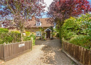Thumbnail 3 bed cottage for sale in Church End, Biddenham