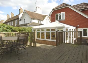 Thumbnail 3 bed detached house for sale in Crawfords, Hextable, Swanley