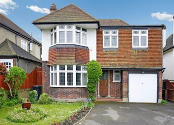 Thumbnail 4 bed detached house for sale in Northey Avenue, South Cheam