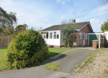 Thumbnail 2 bed detached bungalow for sale in Pound Lane, Blofield, Norwich