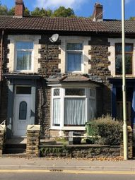 Thumbnail 4 bed terraced house for sale in Berw Road, Pontypridd