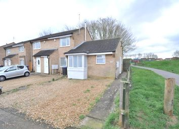 Thumbnail 1 bed bungalow to rent in Barley Hill Road, Northampton