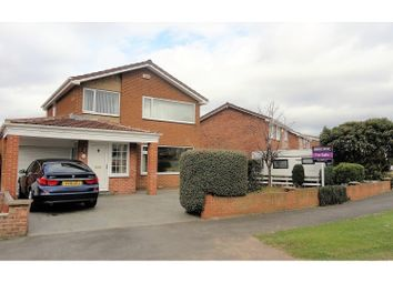 Thumbnail 3 bed detached house for sale in Hartsbourne Crescent, New Marske