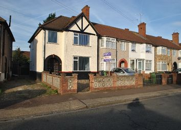 Thumbnail 3 bed end terrace house to rent in Crosby Road, Dagenham