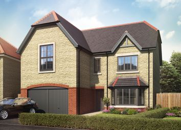 "Thumbnail 5 bed detached house for sale in ""The Copthorne"" at Lady Lane, Blunsdon, Swindon"