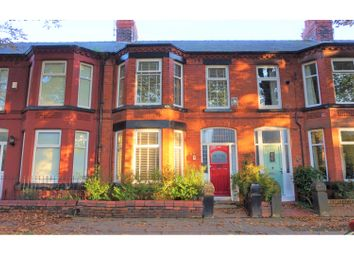 Thumbnail 3 bed terraced house for sale in Whitehedge Road, Liverpool