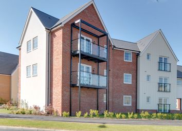 Thumbnail 2 bedroom flat for sale in Pipit Court, Colchester