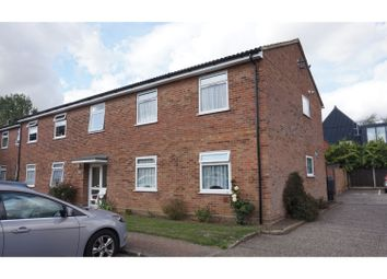 Thumbnail 2 bed flat for sale in Shortridge Court, Witham