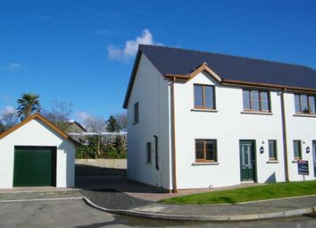 Thumbnail 3 bed semi-detached house for sale in Vale Court, Houghton, Milford Haven