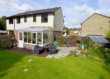 Thumbnail 2 bed semi-detached house for sale in Stanley View, Dudbridge, Gloucestershire