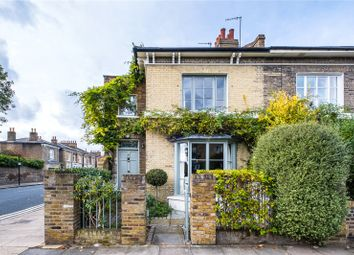 Malvern Road, London E8. 4 bed end terrace house for sale