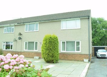 Thumbnail 2 bed flat for sale in Saunders Way, Derwen Fawr, Sketty