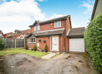 Thumbnail 3 bed detached house for sale in Drake Road, Willesborough, Ashford