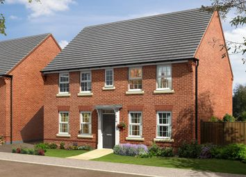 "Thumbnail 4 bedroom detached house for sale in ""Chelworth"" at Birmingham Road, Bromsgrove"