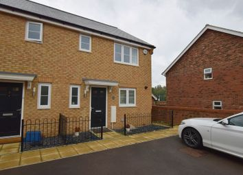 Thumbnail 3 bed end terrace house for sale in Hereford Way, Whitehouse Park, Milton Keynes