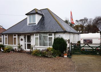 Thumbnail 3 bed detached bungalow for sale in Lydd Road, New Romney