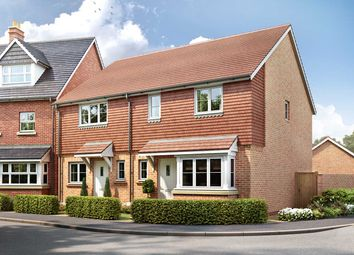 "Thumbnail 3 bed end terrace house for sale in ""The Winchester"" at Eagle Avenue, Cowplain, Waterlooville"