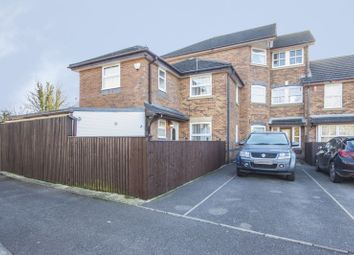 Thumbnail 3 bed semi-detached house for sale in Wright Close, Newport