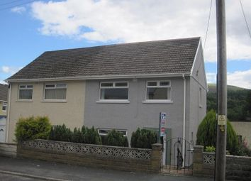 Thumbnail 3 bed semi-detached house for sale in Tanygarth, Abercrave, Swansea