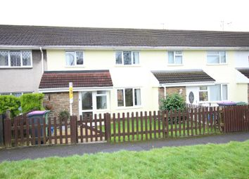 Thumbnail 3 bed terraced house for sale in Poplar Road, Croesyceiliog, Cwmbran
