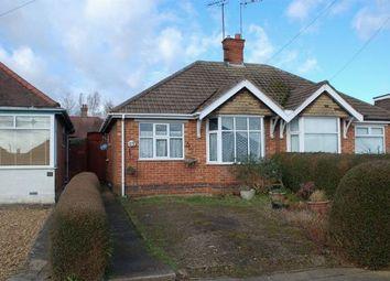 Thumbnail 2 bedroom semi-detached bungalow for sale in Lovat Drive, Duston, Northampton