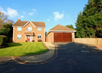 Thumbnail 4 bed detached house for sale in Wayside, Lower Swanwick, Southampton