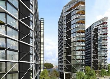 Thumbnail 2 bed flat for sale in Riverlight, London