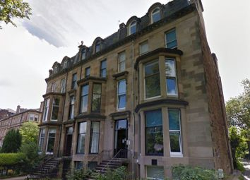 Thumbnail Studio to rent in Kelvin Drive, West End, Glasgow