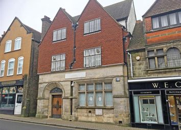 Thumbnail Commercial property for sale in High Street, Crowborough
