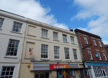 Thumbnail 1 bed flat to rent in Castle Street, Salisbury