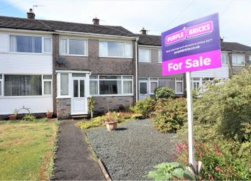 Thumbnail 3 bed terraced house for sale in Blea Tarn Road, Kendal