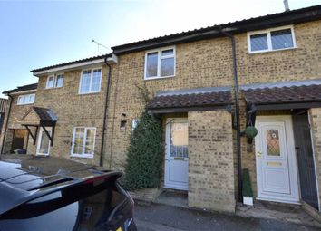 Thumbnail 2 bed terraced house to rent in Lime Close, Chells Manor, Stevenage, Herts